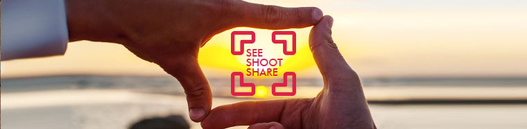 SEE SHOOT SHARE